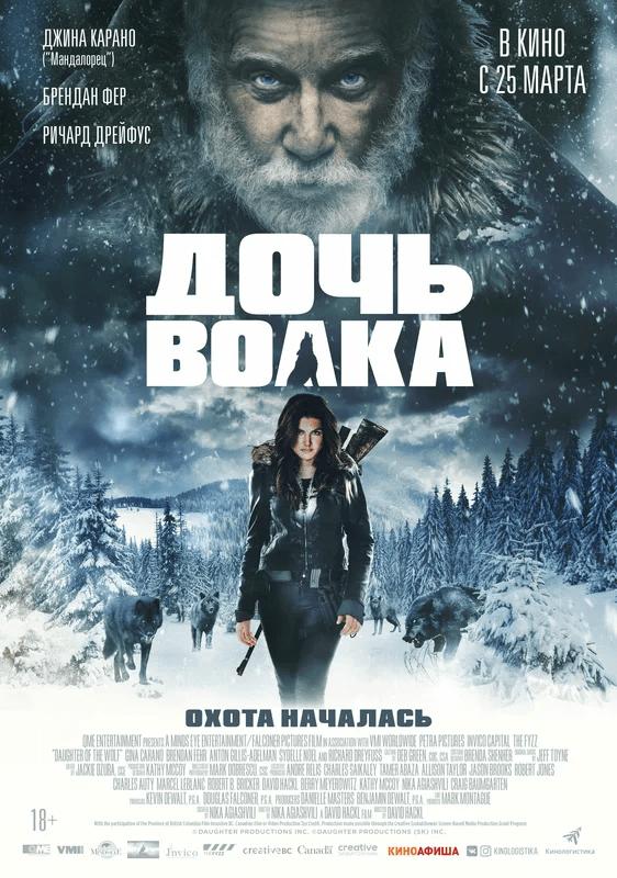 Дочь волка (2021): отзывы о фильме, трейлер