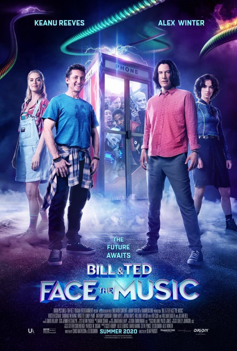 Билл и Тед (2020) отзывы зрителей и критиков информация о фильме