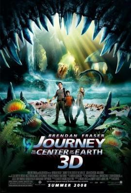 Путешествие к центру Земли 3D