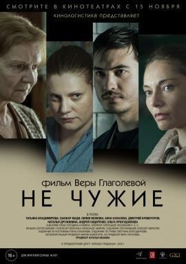 Не чужие (2018) — отзывы о фильме зрителей и критиков, актёрский состав, дата выхода в России