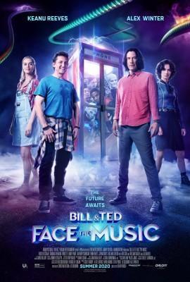 Фильм Билл и Тед 2020