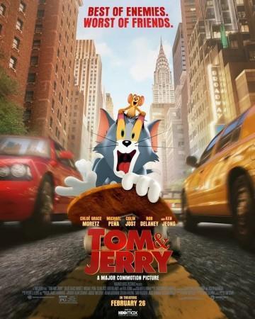 Фильм Том и Джерри