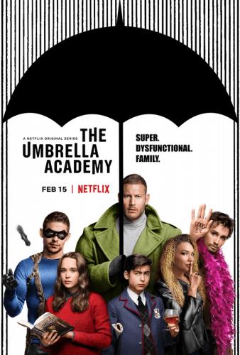 Сериал Академия Амбрелла