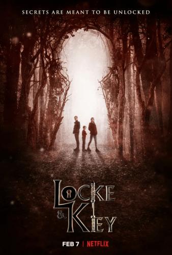 Сериал Лок и ключ