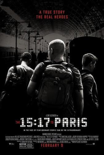 Фильм Поезд на Париж