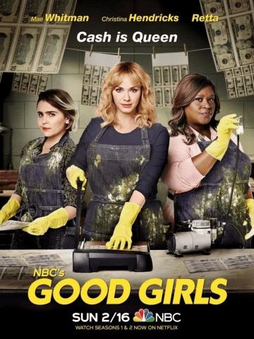 Сериал Хорошие девчонки